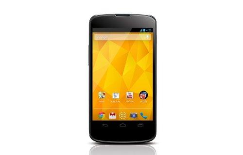 LG Nexus 4 E960 Phone 16 GB GSM Unlocked White
