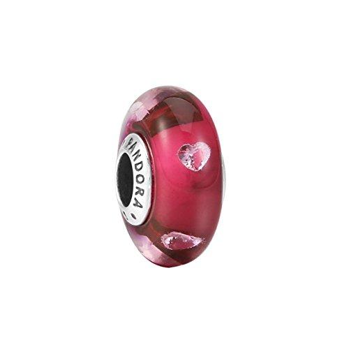 Pandora Damen -Bead Charms 925 Sterlingsilber 791664PCZ