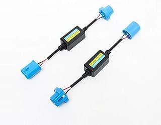 Led Headlight Decoder Canbus Resistor Anti-Flicker Harness LED Bulbs Decoder (9007)