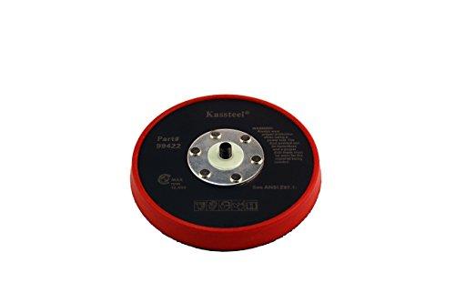 20 Yards Kassteel 23-204-080 PSA with Liner 80 Grit Aluminum OxideSticky-Back Rolls