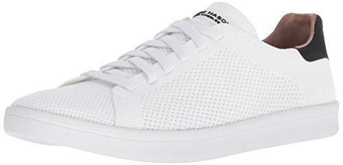 Mark Nason Los Angeles Men's Bryson Sneaker , white/black , 9 M US
