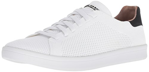Mark Nason Los Angeles Men's Bryson Sneaker , white/black , 13 M US