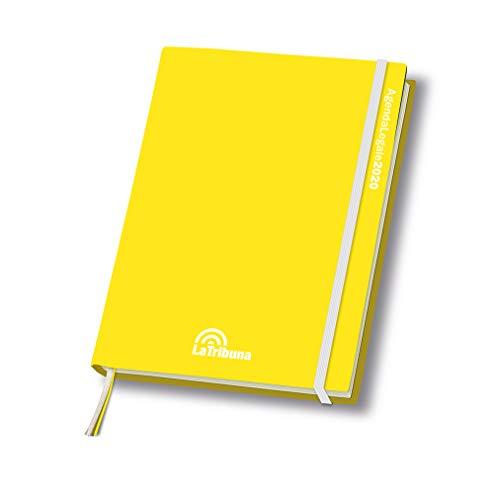 Agenda Legale 2020, Colore Giallo Fluo