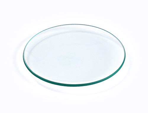 Ersatzglas für Duftlampe mit gleichmäßiger Vertiefung für ca. 10ml Inhalt