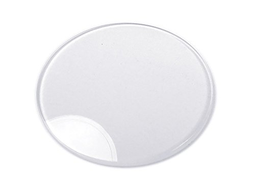 Minott MDH 2,0mm Mineralglas Uhrenglas Gewölbt, 30752, Durchmesser Ø:420-42.0 mm