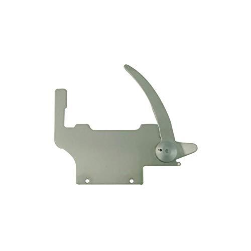 BoliOptics Microscope Stage Slide Holder Specimen Finger, Metal BM04065291