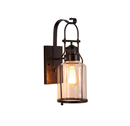 Woonkamer-wand-achterwand van glas, E27, bedlampje