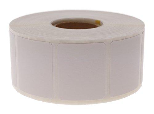 Cablematic PN20071610010174176 SD32 zelfklevende etiketten, 31,75 x 25,4 mm, wit, 1200 stuks