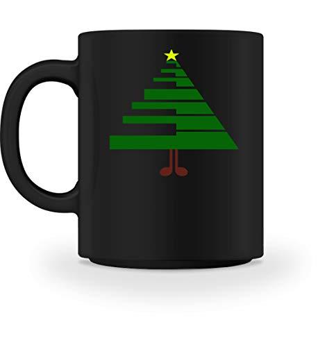 Chorchester De kerstboom voor muzikanten pianisten - mok