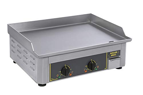 ROLLER GRILL Plancha électrique INOX PSI 600 E 60x40cm