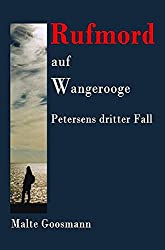 Cover: Rufmord auf Wangerooge (Affiliate Link)
