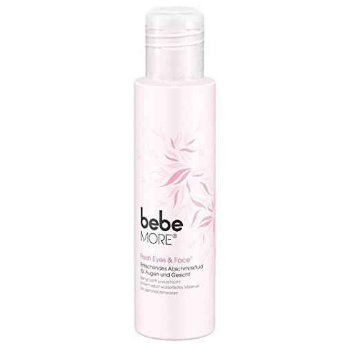 BeBe MORE Fresh Eyes and Face Erfrischendes Abschminkfluid 125ml