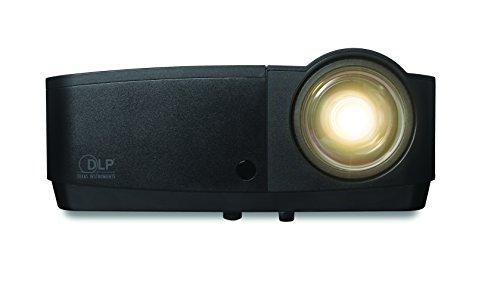 InFocus IN126STa WXGA Short Throw Projector, 3300 Lumens, HDMI, LAN,...