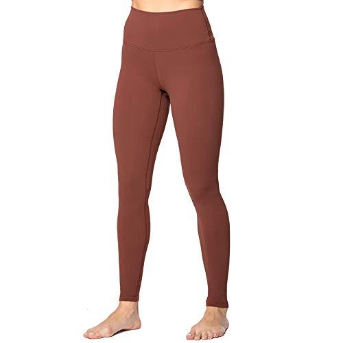 Guanghuansishe Damen Sport Leggings, High Waist Yogahose Leopard/Tarnung/Einfarbig Lange Yoga Hose Stretchhose Blickdicht Sportleggins Sporthose Fitnesshose