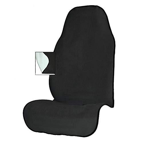 Cubierta de asiento de coche Yoga Estera de asiento de toalla de sudor de secado rápido para gimnasio de fitness Correr Crossfit Entrenamiento Auto Protector de asiento Microfibra de playa