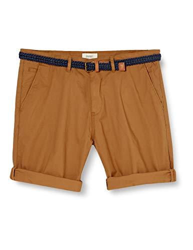 ESPRIT Herren 030EE2C301 Shorts, 230/CAMEL, 29