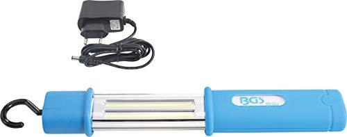 BGS 85322   Baladeuse à accu   COB-LED   étanche à l'eau   5W