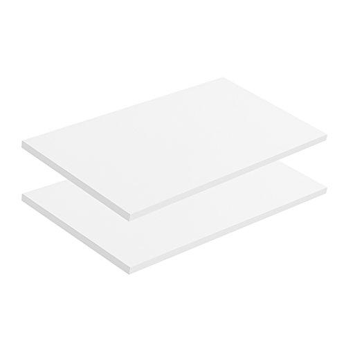 mokebo® Einlegeböden Die Einleger Mehrzweckschrank, Aktenschrank, Made in Germany | 57x1.50x29.50 (B/H/T in cm)