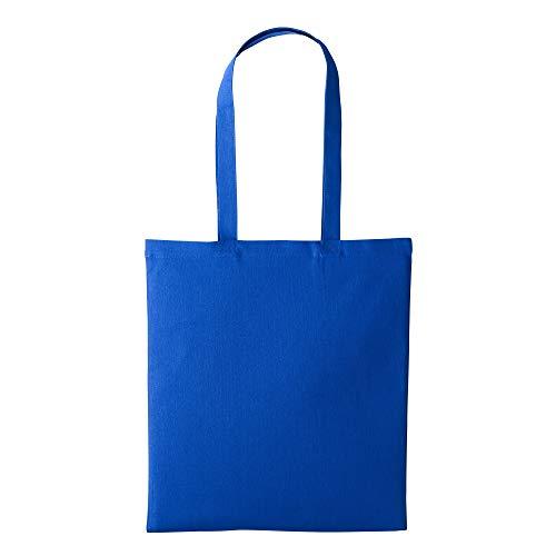 Nutshell Einkaufstasche/Henkeltasche (2 Stück/Packung) (Einheitsgröße) (Königsblau)