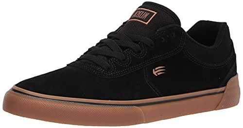 Etnies Joslin Vulc, Zapatos de Skate Hombre, Goma Negra, 44 EU