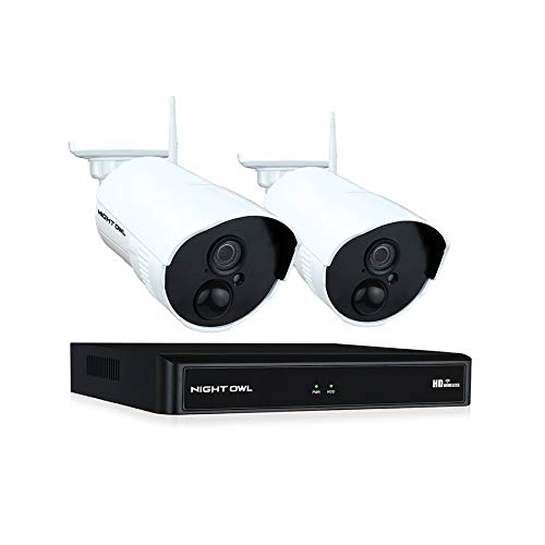 Night Owl Wireless Security Expandable