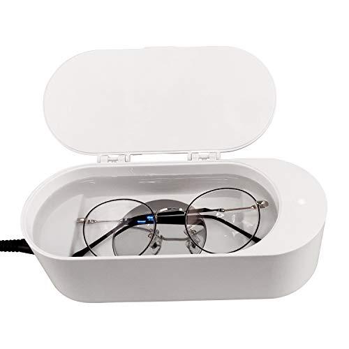 Ultraschallreiniger/Ultraschallgerät 400 ml, für Brillen, Schmuck, Kleinteile!
