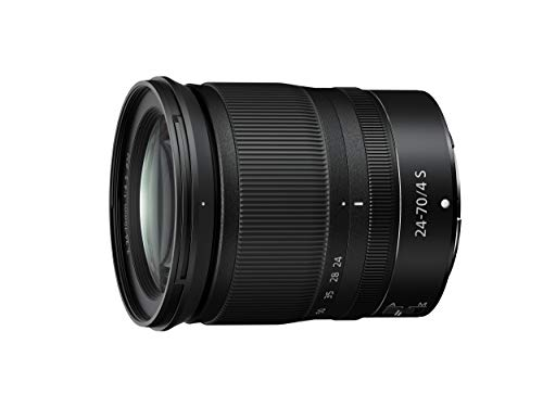NIKON NIKKOR Z 24-70mm f/4 S Standard Zoom Lens for Nikon Z Mirrorless Cameras