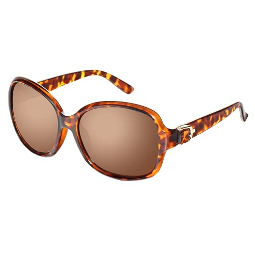 EFE Women Oversized Sunglasses - Polarized Eyeglasses Shades Classic...