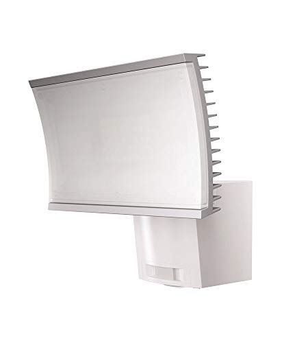Osram Noxlite Flood Light LED Flood Light with Motion Sensor and TwiLight Sensor, 3000 K, Warm White, 40 W