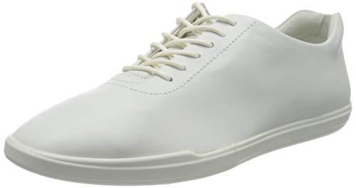 Ecco Damen SIMPILW Sneaker, Weiß (White 1007), 38 EU