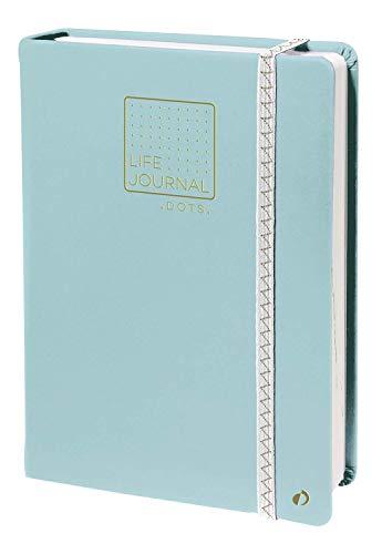 Quo Vadis 237984Q - Life Journal DOTS 15x21cm, Método Bullet Journal®, Verde