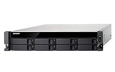 Qnap TS-877XU-RP-1200-4G-US QNAP 2U 8-Bay Rackmount from SYNNEX Corporation, formerly SYNNEX Information Technologies, Inc.