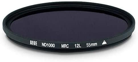 Gobe 55mm ND1000  10 Stop  Lens Filter  1Peak