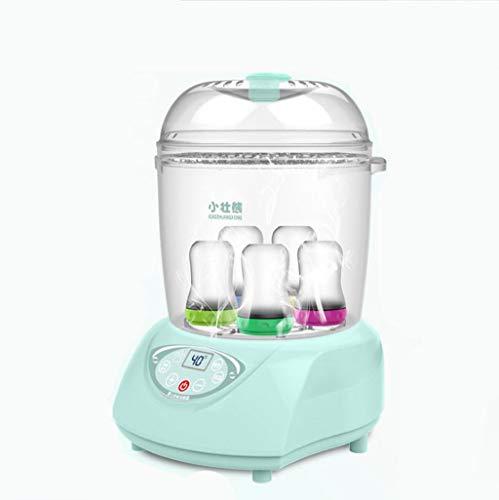 Esterilizador multiuso Esterilizador de vapor UV Suministros para beb/és Secado y desinfecci/ón Dos en uno Gabinete de desinfecci/ón multifuncional para esterilizadores de botellas