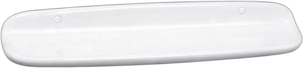 Ideal Ceramic Bath Rails - White , 2724558126224