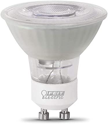 Feit Electric BPMR16IFGU500930CA 6 6W 50W Equivalent Dimmable 450 Lumen GU10 Base LED MR16 Light product image