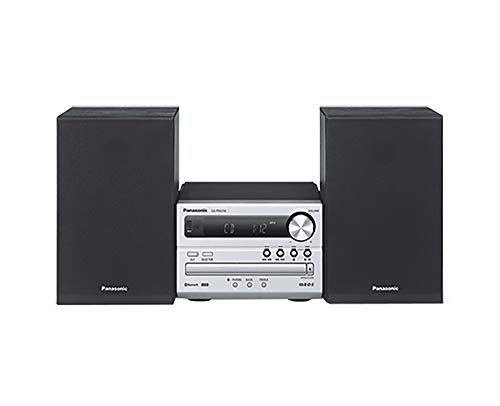 Panasonic SC-PM250EB-S Micro Hi-Fi Bluetooth Speaker System, Black and...