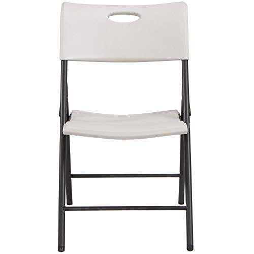 Lifetime Model No 80681 Folding Chair Light Commercial Pack of One Chair