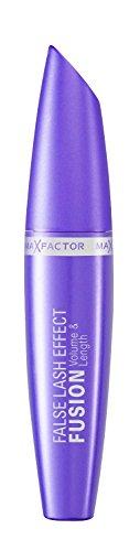 2 x Max Factor Lash Effect Fusion Black Mascara 'Volume & Length' 13.1ml
