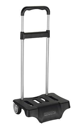 Safta SF641075905 Carrito para equipaje, Negro, 50 cm