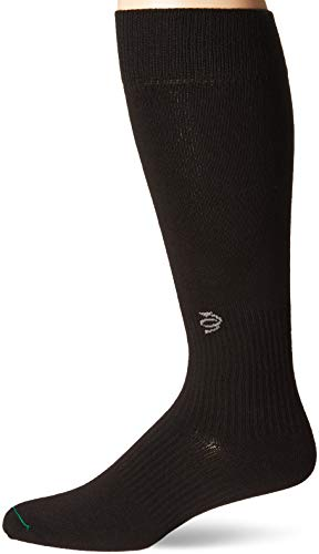 Travelsox Graduated Compression Socks (2 Pack), Black, Medium