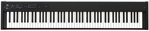 KORG 電子ピアノ D1 88鍵盤 ダンパーペダル、譜面立て付属 同音連打可能