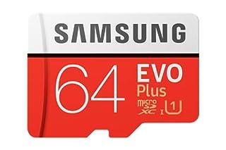 Samsung Micro SDXC 64GB EVO Plus/w Adapter UHS-1 SDR104 MB-MC64HA/APC (B08HDQVKRN)   Amazon price tracker / tracking, Amazon price history charts, Amazon price watches, Amazon price drop alerts