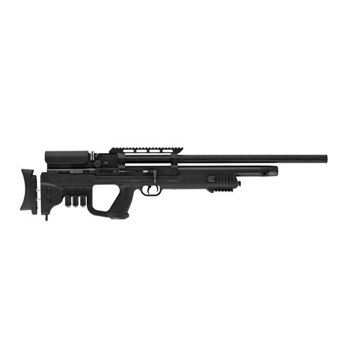 Hatsan Gladius Power Adjustable Air Rifle .25 Caliber, Black
