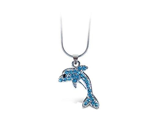 Puzzled Silver Palm Tree Fish Hook Earrings, 1.5 Inch Fashionable & Elegant Jewelry Rhinestone Studded Earring for Casual Formal Attire Beach Island Themed Girls Teens Women Fashion Ear Accessory