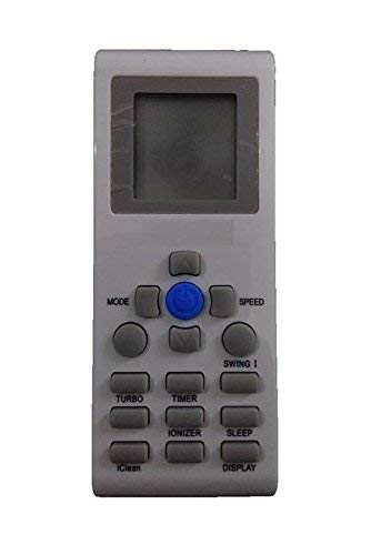 BESTOW® Compatible for AUX-Reconnect AC Remote Control VE-171 (Match The Image with Your Existing Remote)