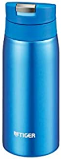 TIGER虎牌 保温杯 蓝色 350ml 虎牌 水壶 SAHARA系列 MCX-A351-AK