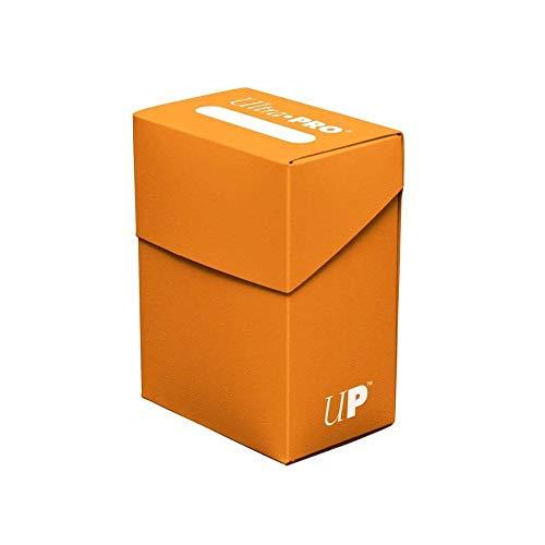 Ultra Pro - Sammelkarten-Aufbewahrungsboxen in Orange
