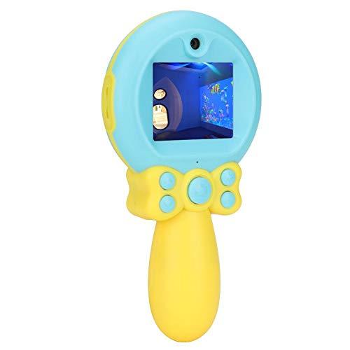 VbestLIFE Digitale videocamera voor kinderen met 2 inch kleurendisplay 1080p HD, dubbel objectief digitale videoSLR kindercamera, roze