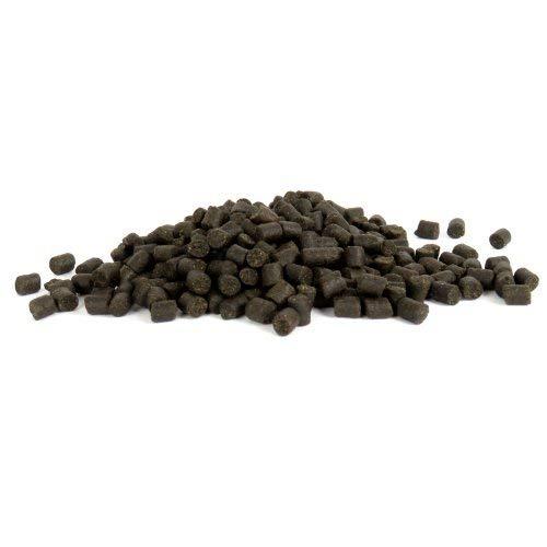 Karpfenhans Coppens Heilbutt Pellets Halibutt Pellet für Karpfen Wels Brassen (4,5 mm, 1 kg)